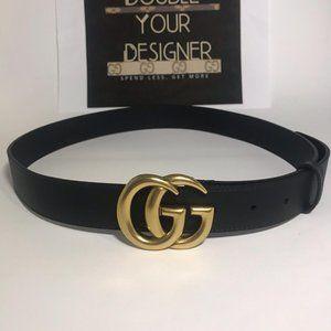 "Gucci Skinny 1"" GG Marmont"